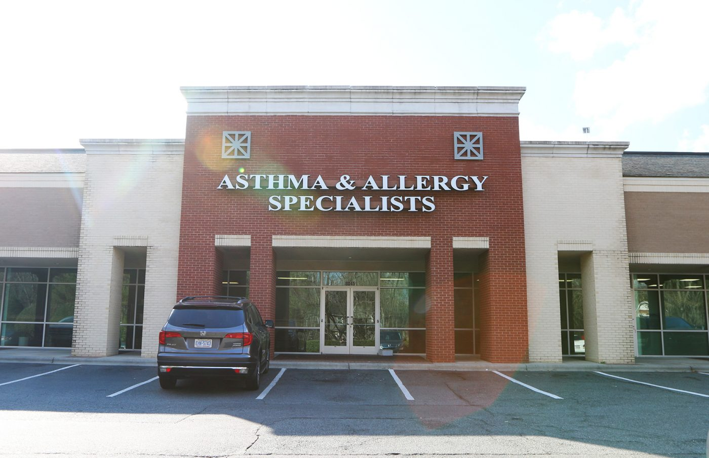 Asthma And Allergy Specialists Arboretum Location