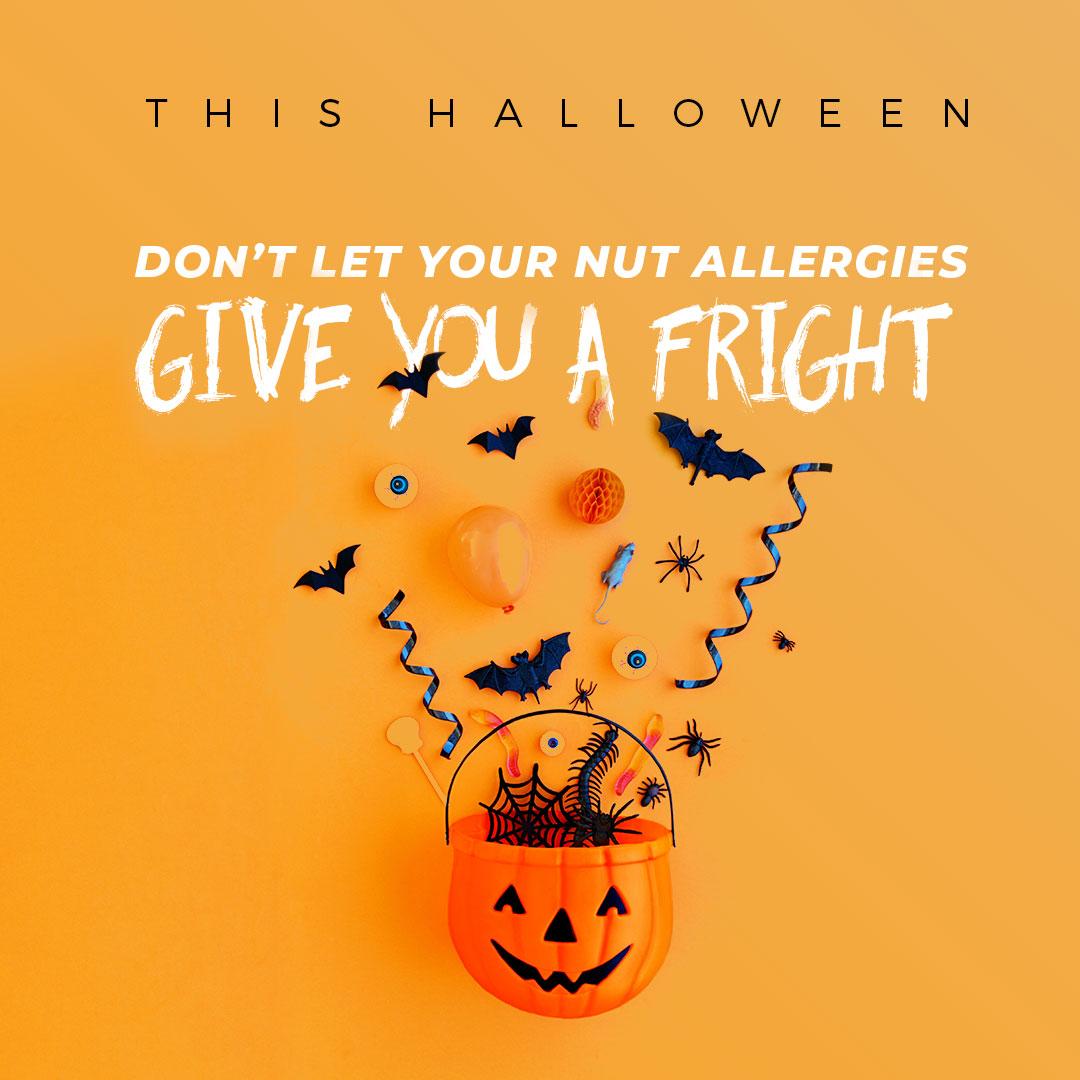 food allergies north carolina nut free halloween
